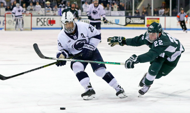 Penn State Hockey: Nittany Lions Hit Final Stretch With 30 Points Up For Grabs